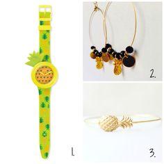 Bijoux Ananas