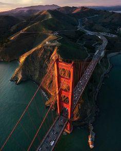 Marin Headlands by Ed Francisco #sanfrancisco #sf #bayarea #alwayssf #goldengatebridge #goldengate #alcatraz #california