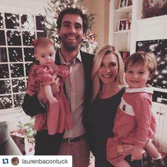 Merry Christmas from the Tucks!  Isaiah 9:6-7 @laurenbacontuck by tuckchad