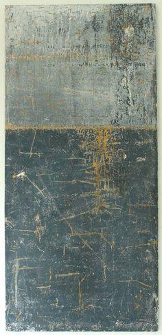 "Saatchi Art Artist Christian Hetzel; Painting, ""grey painting"" #art"