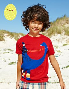 I've spotted this @BodenClothing British Print T-shirt