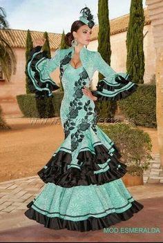 Vestido flamenca - Viva la Feria