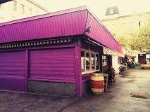 Purple Eat, Meidlinger Marktstand Outdoor Decor, Home Decor, Decoration Home, Room Decor, Interior Design, Home Interiors, Interior Decorating