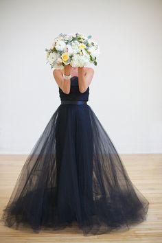 Annie Fournier dress photographed by Valerie Busque