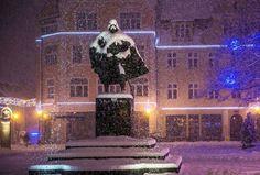 Die helle Seite der Macht – Von der Statue, die bei Schnee zu Darth Vader wird