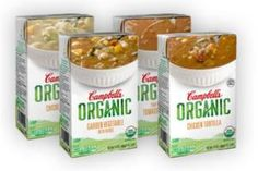 FREE Campbell's Organic Soup (If You Qualify) on http://www.icravefreebies.com/