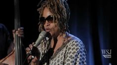 Cassandra Wilson Performs 'No More Blues' Live at the WSJ Cafe. Listen to the lyrics!