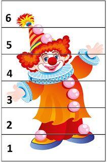 mikapanteleon-PawakomastoNhpiagwgeio: Απόκριες στο Νηπιαγωγείο 2018 Clown Crafts, Circus Crafts, Carnival Crafts, Carnival Themes, Circus Theme, Preschool Circus, Circus Classroom, Circus Activities, Kindergarten Activities