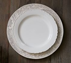 Napoli Stoneware Dinnerware, 16-Piece Cereal Bowl Set, White ...