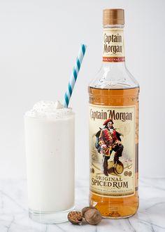 Coconut rum shake recipe