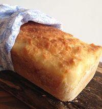 Receita facil de pão sem glúten