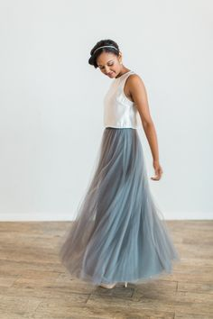 Stunning Bridesmaids Dresses and Evening Wear. Designed to be worn again & again. Lola Wilde, bringing back the charm to the bridesmaids experience. Bridesmaid Inspiration, New Romantics, Tulle, Feminine, Bridesmaid Dresses, Skirts, How To Wear, Collection, Tops
