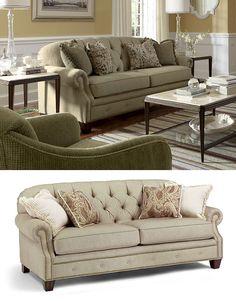 champion sofa by flexsteel - Flexsteel Sofas