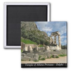 Delphi - Greece Refrigerator Magnet