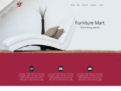 Furniture Mart is a modern and luxurious free responsive furniture Bootstrap template for your business website with its lucrative offerings. This Single-page template is designed using HTML 5, CSS3 and Bootstrap to bring out a clean and responsive web template. Furniture Mart is adaptive to the devices' screen resolution and is cross browser supportive.