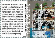 Artcadia (jaarlijkse kunst- en techniekwedstrijd voor scholieren)    http://collectclub.postnl.nl/pages/detail/s1/10220000001758-2-21010000000080.aspx
