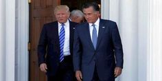 """Top News: """"USA POLITICS: Trump Adviser Warns Him Not To Pick Romney For Secretary Of State"""" - http://politicoscope.com/wp-content/uploads/2016/11/Donald-Trump-and-Mitt-Romney-USA-Politics-News-Now.jpg - Donald Trump could help unite his party and win over skeptical establishment Republicans if he chooses Mitt Romney for the Secretary of State post.  on Politics: World Political News Articles, Political Biography: Politicoscope - http://politicoscope.com/2016/11/28/usa-politic"""