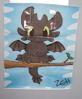 """HOLM Made: """"How to Train Your Dragon"""" Party"""
