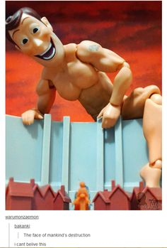 Attack on Titan / Toy Story ~~ Where's Heichou Lightyear?! >>> sometimes the internet just.