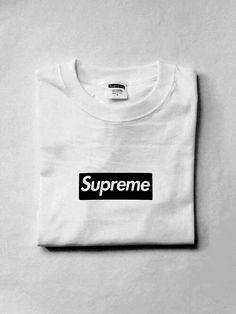 b266cd5b350 A Supreme box logo shirt or hoodie