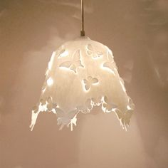 Butterfly Pendant Light.