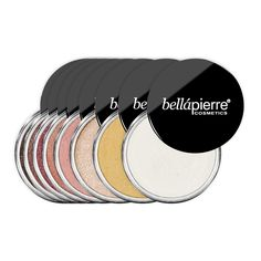 Fifth Five Shades Of... COLOUR!!! ;) Najbogatszy wybór kolorów cieni do powiek! Tylko BellaPierre... tylko w mineralmakeup.com.pl