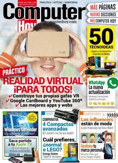 Revista #ComputerHoy 456. Realidad virtual para todos. #WhatsApp, la última actualización y mucho más.