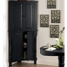 Corner Pantry from Through the Country Door®