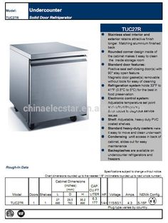"Restaurant Kitchen Fridge true t-49g 55"" glass door reach in refrigerator   glass doors"