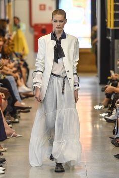 Coleção // Samuel Cirnansck, SPFW, N44 // Foto 42 // Desfiles // FFW Samuel Cirnansck, Streetwear, Moda Casual, Marcel, Ideias Fashion, Trends 2018, Coat, Jackets, Clothes