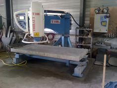 Centre de façonnage Thibaut T108S V4 de 2010, disponible janvier 2014, France Sud-Est.