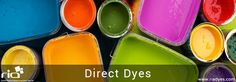 Liquidized Direct Dyes Manufacturing in Ahmedabad