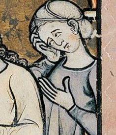1250 - Maciejowski Bible  13thc
