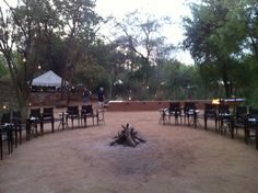 Camp Fire, Sher Bagh