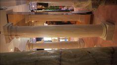 Colonne in marmo - http://achillegrassi.dev.telemar.net/project/colonne-stile-dorico-in-marmo-palissandro-lucido/ - Colonne stile dorico in Marmo Palissandro lucido Dimensioni:  250cm x 40cm x 40cm Ø 30cm