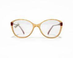 SAFILO eyeglasses, Vintage Italian eyewear, womens eyeglasses frame in unworn deadstock condition - Free Shipping by EllaOsix on Etsy Vintage Italian, Vintage Ladies, Vintage Fabrics, Vintage Items, Eyeglasses Frames For Women, Gorgeous Fabrics, Optician, Eyewear, Lenses