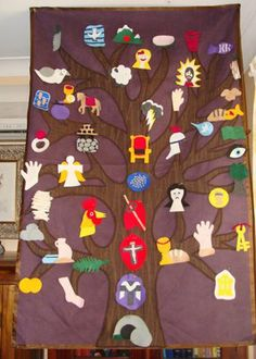 Jesus Tree for Lent