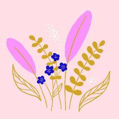 ✨🍋💕 I couldn't decide on a color palette so here we are. TGIF everyone! Illustrators, Floral Illustrations, Poster Prints, Illustration, Drawing Illustrations, Flower Art, Floral Art, Graphic Design Illustration, Flower Illustration