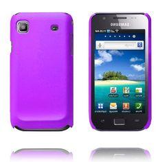 Hard Shell (Lilla) Samsung i9003 Galaxy SL Deksel