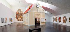 From Kiasma Museum of Contemporary Art, Jani Leinonen, School of Disobedience
