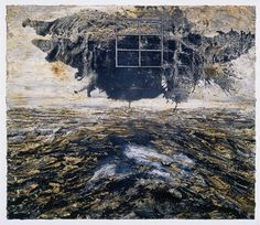 ANSELM KIEFER A series of paintings Kiefer executed between 1980 and 1983 depict looming stone edifices, referencing famous examples of National Socialist architecture, particularly buildings designed by Albert Speer and Wilhelm Kreis