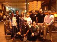 CBIZ MHM Memphis Provides Hands-On Support at the Mid-South Food Bank