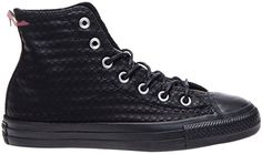 Converse Women's All Star Hi Women's Black Sneakers In Size 41 Black - Chaussures converse (*Partner-Link)