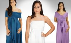 Wrap Magic Skirts Transformer Tube Dresses Deal of the Day | Groupon