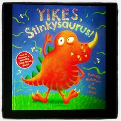 Yikes Stinkysaurus is OUT now!