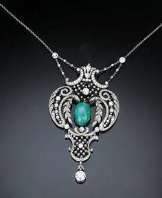 Αποτέλεσμα εικόνας για drop shaped black opal cabochon pendant