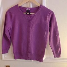 Atmosphere Pink Cardigan With 3/4 Length Sleeves Size 12