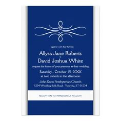 DealsModern Classy Flourish Wedding Invitationlowest price for you. In addition you can compare price with another store and read helpful reviews. Buy