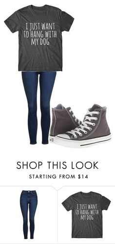 """""""Untitled #249"""" by cruciangyul on Polyvore featuring Topshop and Converse"""