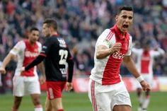 Anwar El Ghazi blikte voor de camera van de NOS terug op de 2-0 overwinning van Ajax op Excelsior. De aanvaller scoorde na een schitterende actie het openingsdoelpunt voor Ajax.